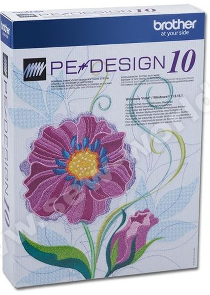 Pe Design 10 Rus Enu Fancyworks Embroidery Software Designs